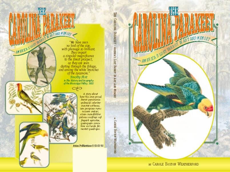 The Carolina Parakeet by Carole Boston Weatherford