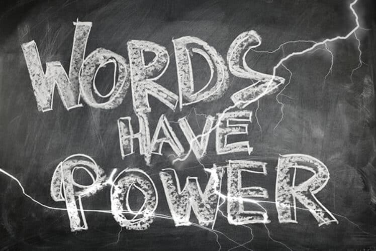 chalkboard-words-have-power