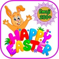 EASTER HOLIDAY STICKERS