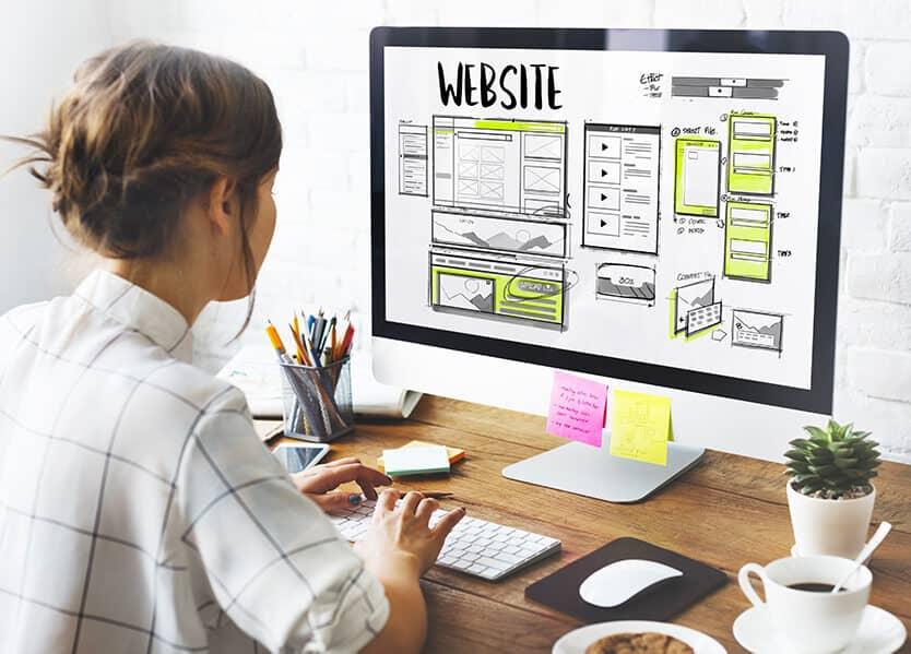 Website Design and Development at Tygeronline