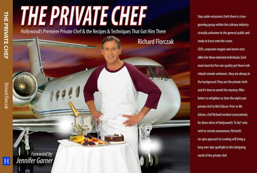 The Private Chef Richard Florcak book