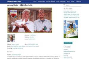 Silvo's Farm - Silviosfarm.com - Blog Article