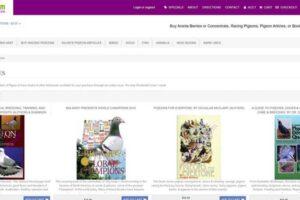 Silvo's Farm Store - Silviosfarm.com/store - Pigeons & Doves Book Category