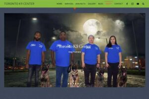 Toronto K9 Center - Dog Trainers