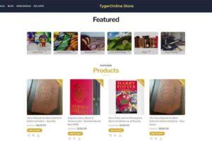 Tygeronline Store - Tygeronline.com/store - Featured Items