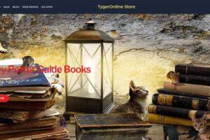 Tygeronline Store - Tygeronline.com/store - Harry Potter Guide Books