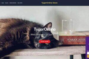 Tygeronline Store - Tygeronline.com/store - Home Page