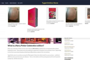 Tygeronline Store - Tygeronline.com/store - Shop Mega Menu
