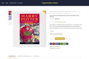 Tygeronline Store - Tygeronline.com/store - Shop Single Item